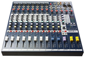 Mischpult SOUNDCRAFT EFX 8K
