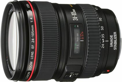 OBJECTIF CANON EF 24-105mm (X2)